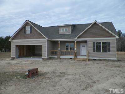 Smithfield Single Family Home For Sale: 196 Watersedge Lane #Lot 18