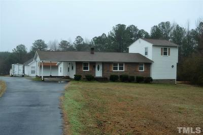 Durham County, Franklin County, Granville County, Guilford County, Johnston County, Lee County, Nash County, Orange County, Wake County Single Family Home Pending: 728 Green Hill Drive