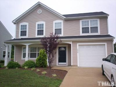 Fuquay Varina Rental For Rent: 1954 Sterling Hill Drive