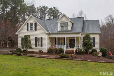 Granville County Single Family Home For Sale: 180 Highview Drive