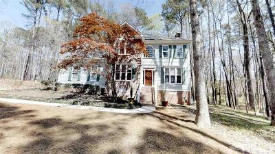 Wake Forest Single Family Home For Sale: 7112 Avborough Court