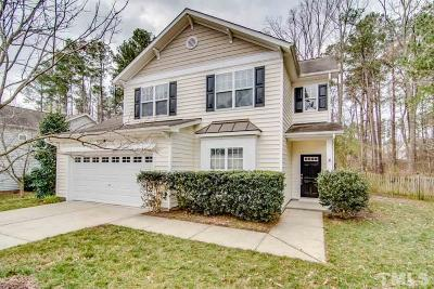 Durham Single Family Home Pending: 908 Odyssey Drive