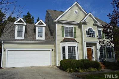 Chapel Hill Single Family Home For Sale: 100 Weyer Drive