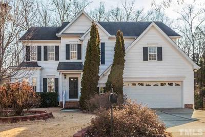 Cary Single Family Home Contingent: 209 Moravia Lane