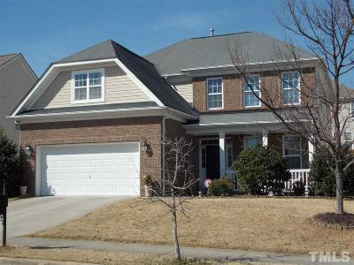 Raleigh Single Family Home For Sale: 5157 Holly Ridge Farm Road