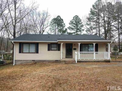 Durham Single Family Home For Sale: 1311 Bacon Street