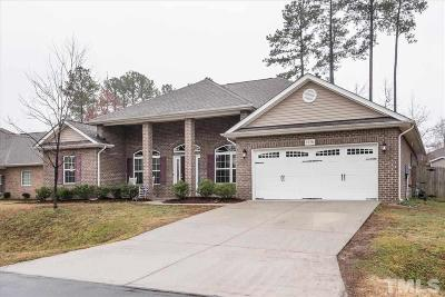 Creedmoor Single Family Home Contingent: 1170 Ridgeland Drive