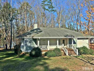 Henderson NC Single Family Home Contingent: $385,000