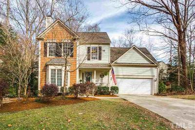 Raleigh Single Family Home For Sale: 4733 Sinclair Drive