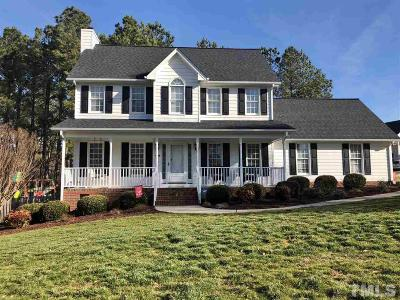 Raleigh Single Family Home For Sale: 4109 Landrum Lane