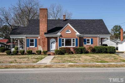 Princeton Single Family Home For Sale: 204 S Pine