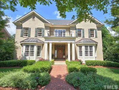 Chapel Hill Single Family Home For Sale: 315 Meadowmont Lane