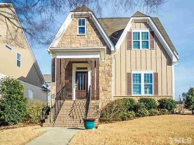 Wake Forest Single Family Home For Sale: 329 Austin View Boulevard
