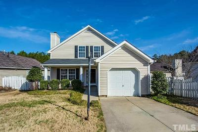 Durham Single Family Home For Sale: 606 Edenberry Drive