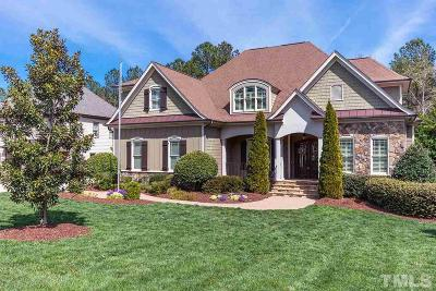 Wake Forest Single Family Home For Sale: 825 Keith Road
