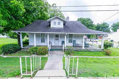 Garner Single Family Home For Sale: 508 E Main Street