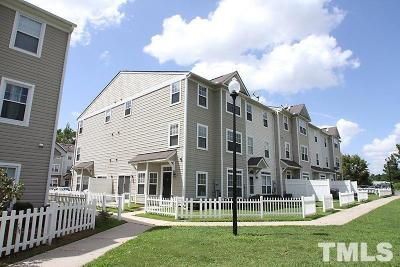 Raleigh Townhouse Pending: 1211 Canyon Rock Court #111