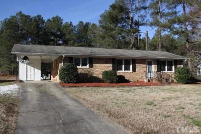 Durham Single Family Home For Sale: 4029 Chaucer Drive
