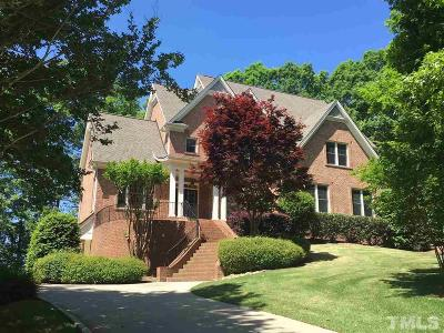 Chapel Hill Single Family Home For Sale: 51203 Eastchurch