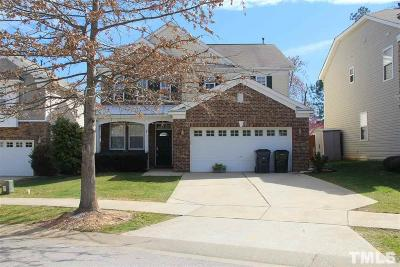 Holly Springs Rental For Rent: 304 Trayesan Drive