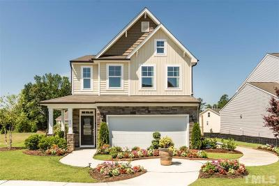 Johnston County Rental For Rent: 43 Flowers Crest Way
