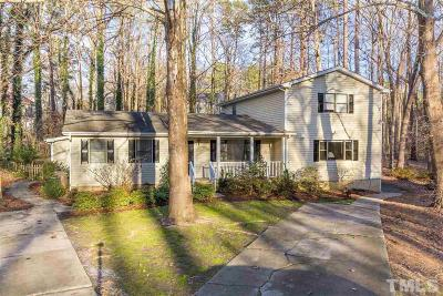 Cary Multi Family Home Pending: 104 Misty Court