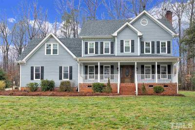 Garner Single Family Home For Sale: 1332 Turner Farms Road