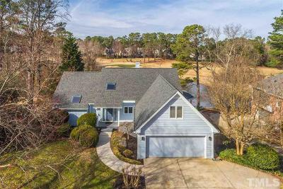 Raleigh Single Family Home For Sale: 8924 Wildwood Links