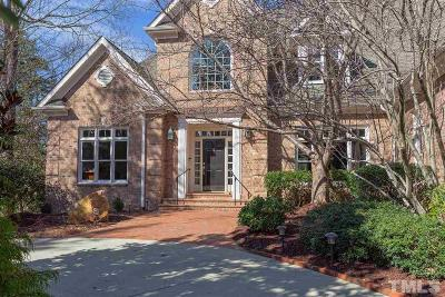 Durham Single Family Home For Sale: 44 Brookside Place