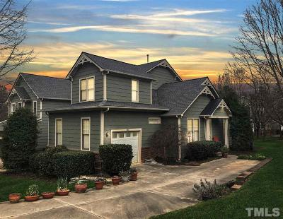 Raleigh Townhouse For Sale: 11032 Southwalk Lane