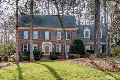 Cary Single Family Home For Sale: 104 Loch Vale Lane
