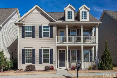 Morrisville Single Family Home For Sale: 751 Keystone Park Drive