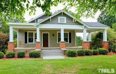 Johnston County Single Family Home For Sale: 1120 Boyette Road