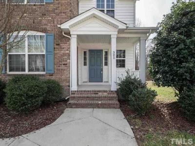 Rolesville Single Family Home Pending: 305 Middleham Drive