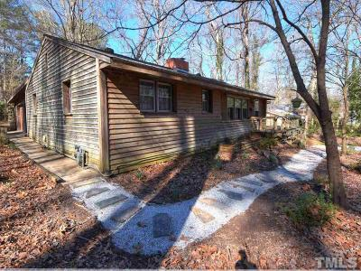 Cary Single Family Home For Sale: 512 Page Street