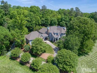 Chapel Hill Single Family Home For Sale: 536 Meadow Run Drive