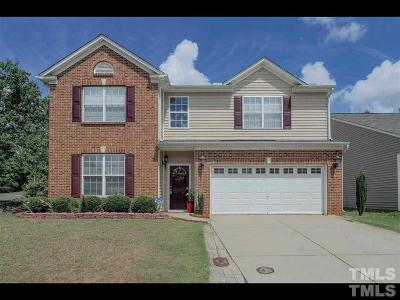 Holly Springs Rental For Rent: 400 Cline Falls Drive