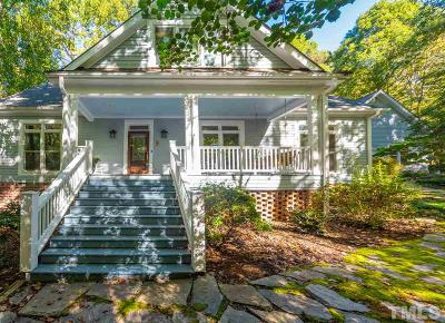 Wake Forest Single Family Home For Sale: 2417 Laurelford Lane