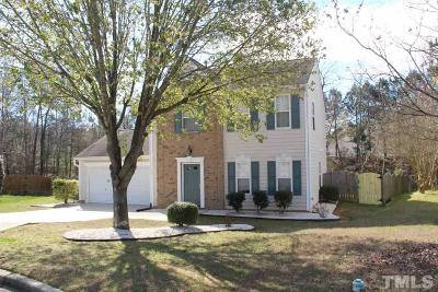Apex Rental For Rent: 506 Thorncrest Drive