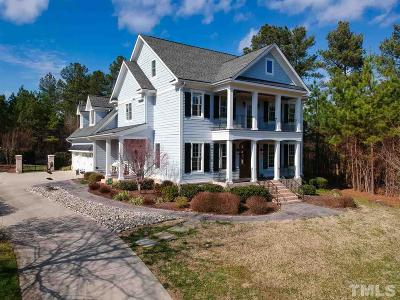 Pittsboro Single Family Home For Sale: 1056 Golfers View