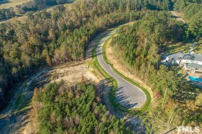 Wake County Residential Lots & Land Pending: 2228 Inwood Landing Court