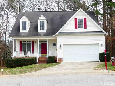 Wake County Single Family Home For Sale: 7004 Bellard Court