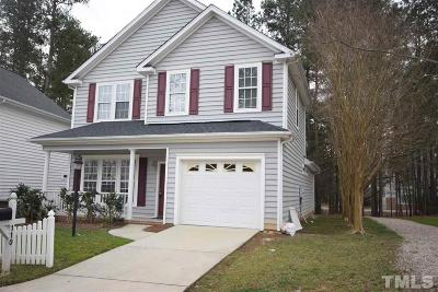 Cary Single Family Home For Sale: 110 Cricketgrass Drive