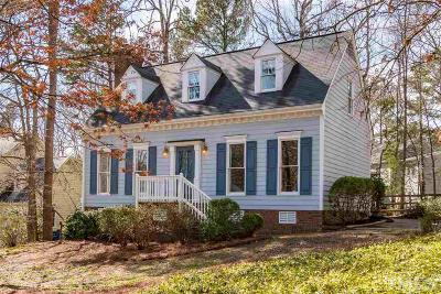 Durham Single Family Home For Sale: 12 Birchcrest Court