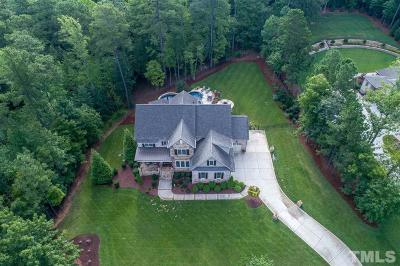 Wake County Single Family Home For Sale: 6036 Valencia Court