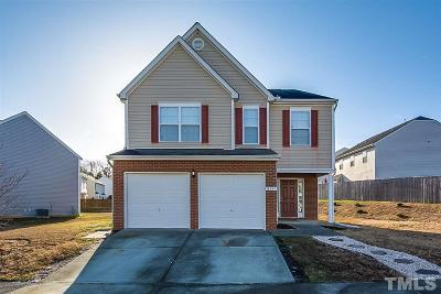 Durham Single Family Home For Sale: 2059 Spring Creek Drive