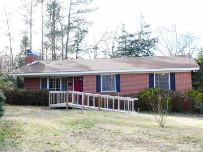 Raleigh Single Family Home For Sale: 1316 Rock Drive