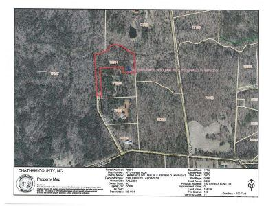 Pittsboro Residential Lots & Land For Sale: Creekstone Drive