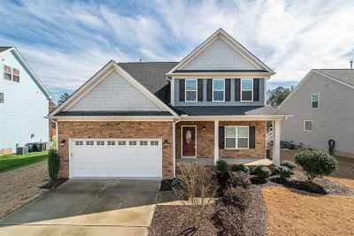 Knightdale Single Family Home For Sale: 3007 Stamford Green Drive