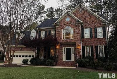 Durham County Single Family Home Contingent: 4316 Myers Park Drive